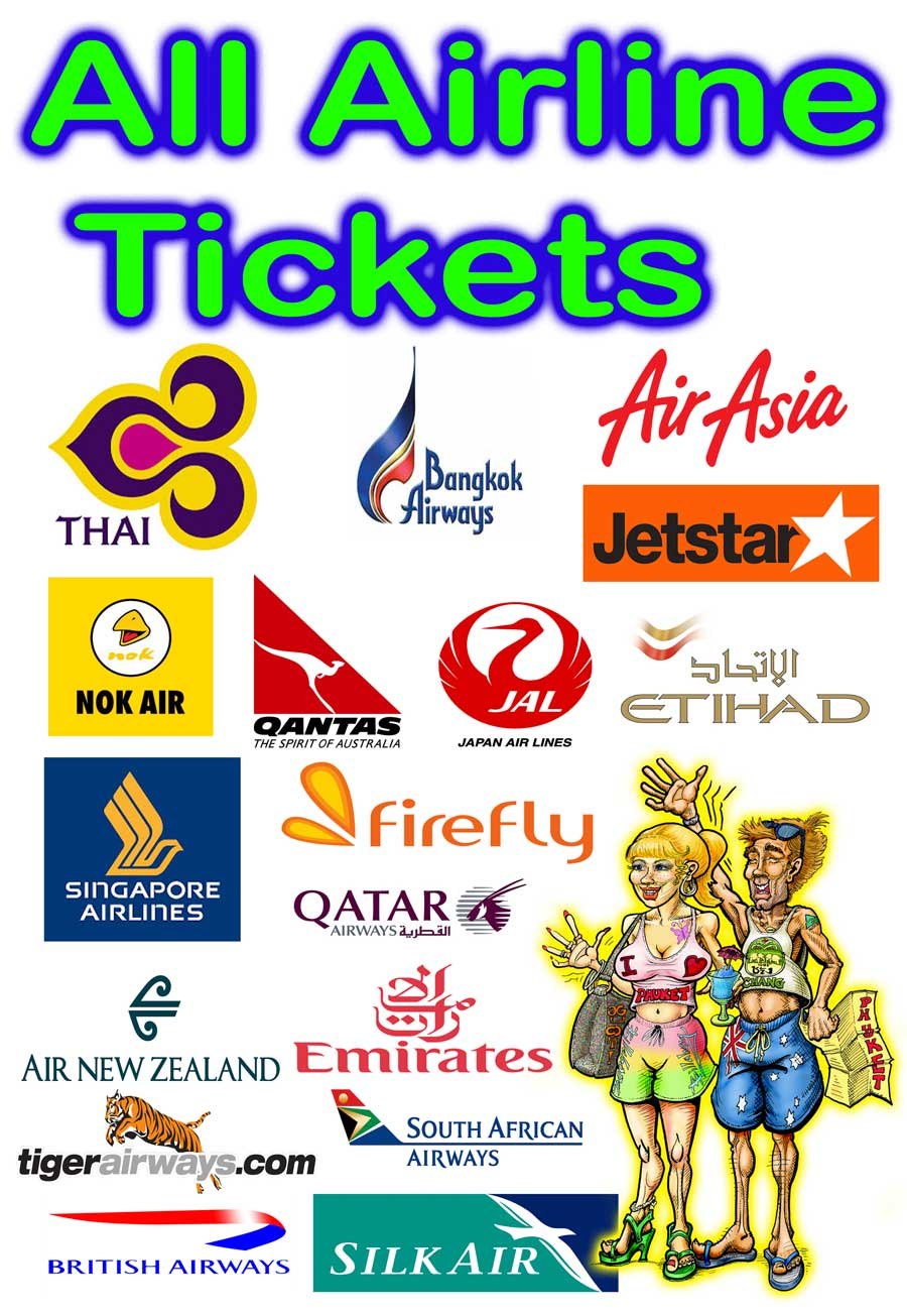 Phuket Travel and Tours Airline Booking Service