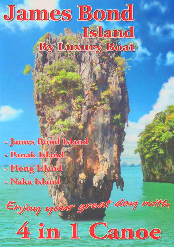 Phang Nga Bay Day Tour In Speedboat Or Luxury Big Boat