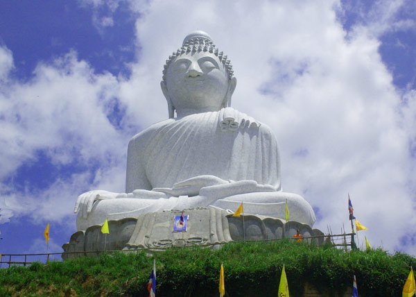 Big Buddha, near Chalong Temple, Phuket