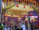 Vegetarian Festival at Chinese temple, Phuket Town