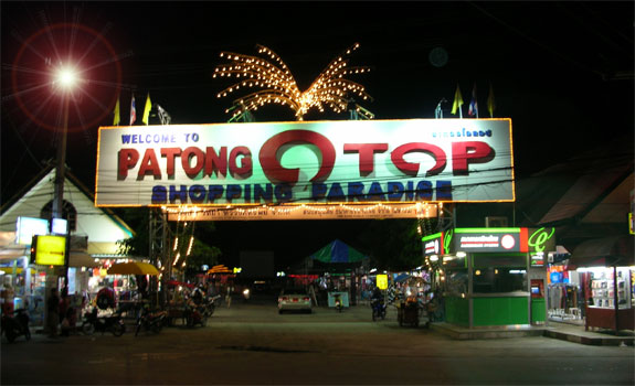 OTOP Market in Patong
