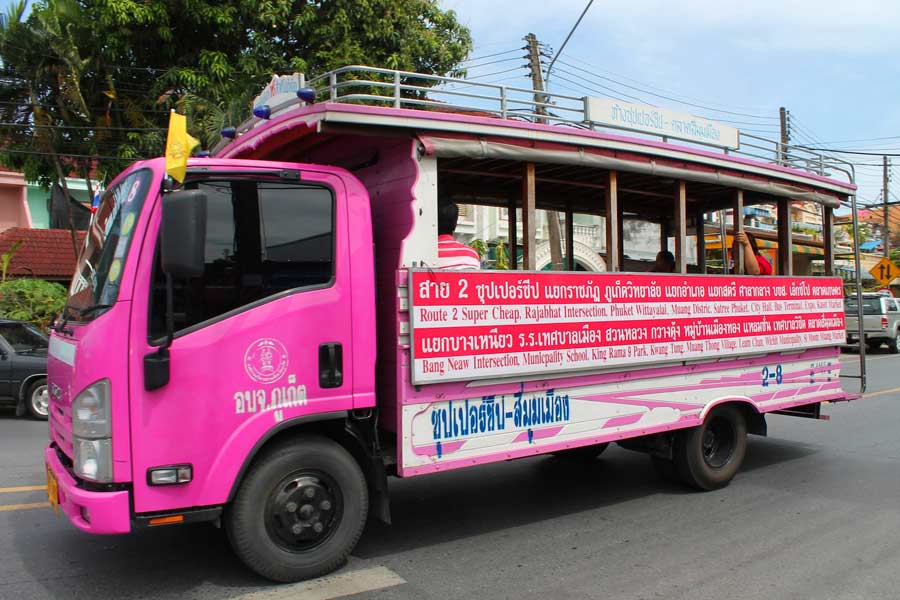 Phuket Tours Taxi and Transfer Service